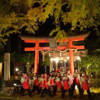 岩戸落葉神社